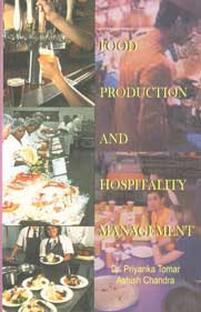 Food Production and Hospitality Management,8188658952,9788188658954