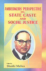 Ambedkar's Perspective on State, Caste and Social Justice,8174530290,9788174530295