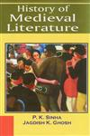 History of Medieval Literature,8131103269,9788131103265
