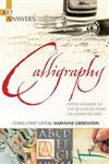 Art Answers Calligraphy,1844487970,9781844487974