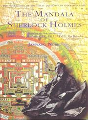 The Mandala of Sherlock Holmes The Adventures of the Great Detective in Tibet 11th Impression,8172233647,9788172233648