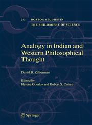 Analogy in Indian and Western Philosophical Thought,1402033397,9781402033391