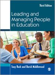 Leading and Managing People in Education 3rd Edition,1446256510,9781446256510