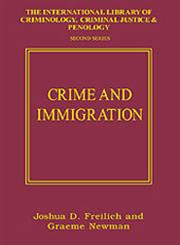 Crime and Immigration,0754624498,9780754624493