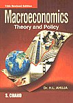 Macroeconomics Theory and Policy : For Students of Economics, Commerce, Business Management and Competitive Examination 18th Revised Edition,8121904331,9788121904339