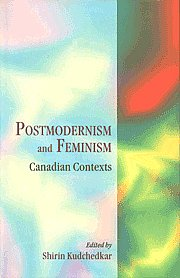 Postmodernism and Feminism Canadian Contexts,8185753091,9788185753096