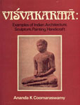 Visvakarma Examples of Indian Architecture, Sculpture, Painting, Handicraft 1st Indian Edition,8121502659,9788121502658