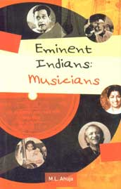 Eminent Indians Musicians 2nd Impression,8129110156,9788129110152