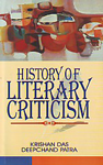 History of Literary Criticism,8131101932,9788131101933