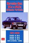 Mercedes-Benz SLs & SLCs Ultimate Portfolio, 1971 - 1989,1855206773,9781855206779