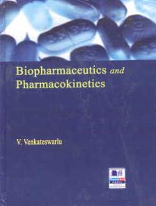 Biopharmaceutics and pharmacokinetics book pdf download