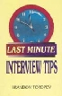Last Minute Interview Tips,8172247192,9788172247195