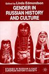 Gender in Russian History and Culture,0333720784,9780333720783