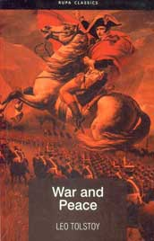 War and Peace 6th Impression,8171674321,9788171674329