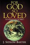 For God So Loved,082542173X,9780825421730