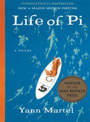 Life of Pi A Novel,0156027321,9780156027328