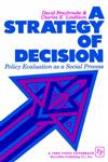 A Strategy of Decision Policy Evaluation as a Social Process,0029046106,9780029046104