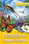 Explorers Insects and Creepy-Crawlies,0753465922,9780753465929
