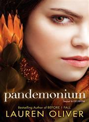 Pandemonium,006197806X,9780061978067