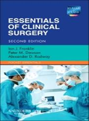Pocket Essentials of Clinical Surgery 2nd Edition,0702043621,9780702043628