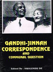 Gandhi-Jinnah Correspondence and Communal Question,8185709432,9788185709437