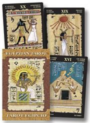The Egyptian Tarot Deck,073870010X,9780738700106