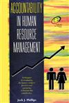 Accountability in Human Resource Management,0884153967,9780884153962