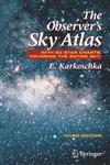 The Observer's Sky Atlas With 50 Star Charts Covering the Entire Sky 3rd Edition,0387485376,9780387485379