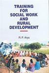 Training for Social Work and Rural Development,8190472712,9788190472715