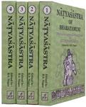 Natyasastra of Bharatamuni With the Commentary Abhinavabharati of Abhinavaguptacarya 4 Vols.,8171100023,9788171100026
