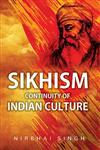 Sikhism Continuty of Indian Culture,8178359421,9788178359427