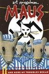 Maus II : A Survivor's Tale And Here My Troubles Began 1st Edition,0679729771,9780679729778