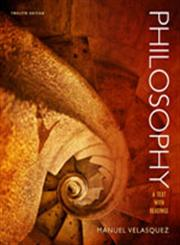 Philosophy A Text with Readings 12th Edition,1133933424,9781133933427