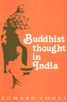 Buddhist Thought in India Three Phases of Buddhist Philosophy,8121507227,9788121507226