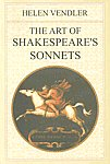 The Art of Shakespeare's Sonnets 1st Indian Edition
