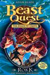Beast Quest - 27 - Rokk the Walking Mountain,1408304392,9781408304396
