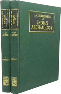 An Encyclopaedia of Indian Archaeology 2 Vols.,8121500877,9788121500876