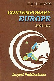 Contemporary Europe Since 1870 7th Indian Reprint