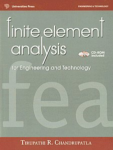Finite Element Analysis For Engineering and Technology,8173714274,9788173714276