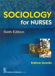 Sociology for Nurses 6th Edition,8123928505,9788123928500