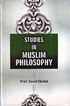 Studies in Muslim Philosophy,8174350020,9788174350022