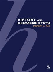 History And Hermeneutics 1st Edition,0567080927,9780567080929