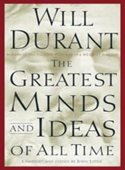 The Greatest Minds and Ideas of All Time,0743235533,9780743235532