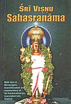 Sri Vishnu Sahasranama With Text, Transliteration, Translation and Commentary of Sri Sankaracarya,8171204201,9788171204205