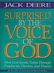 Surprised by the Voice of God,0310225582,9780310225584
