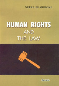 Human Rights and the Law,8183872301,9788183872300