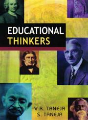 Educational Thinkers,8171561128,9788171561124
