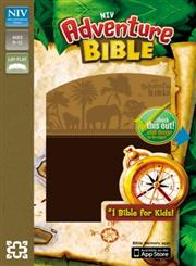 Adventure Bible, NIV,0310729149,9780310729143