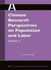 Chinese Research Perspectives on Population and Labor,9004273174,9789004273177