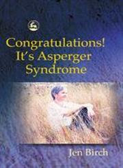 Congratulations! it's Asperger Syndrome,1843101122,9781843101123